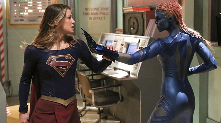 Supergirl contra Indigo em Nova Imagem