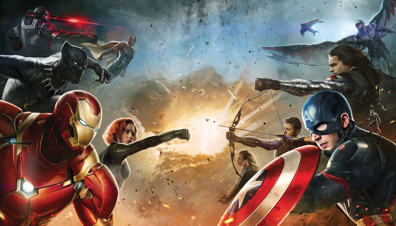 Capitão América: Guerra Civil pode ter três cenas pós-créditos