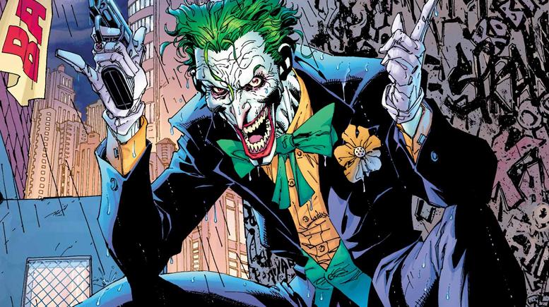 DC Comics vai revelar a identidade do Coringa