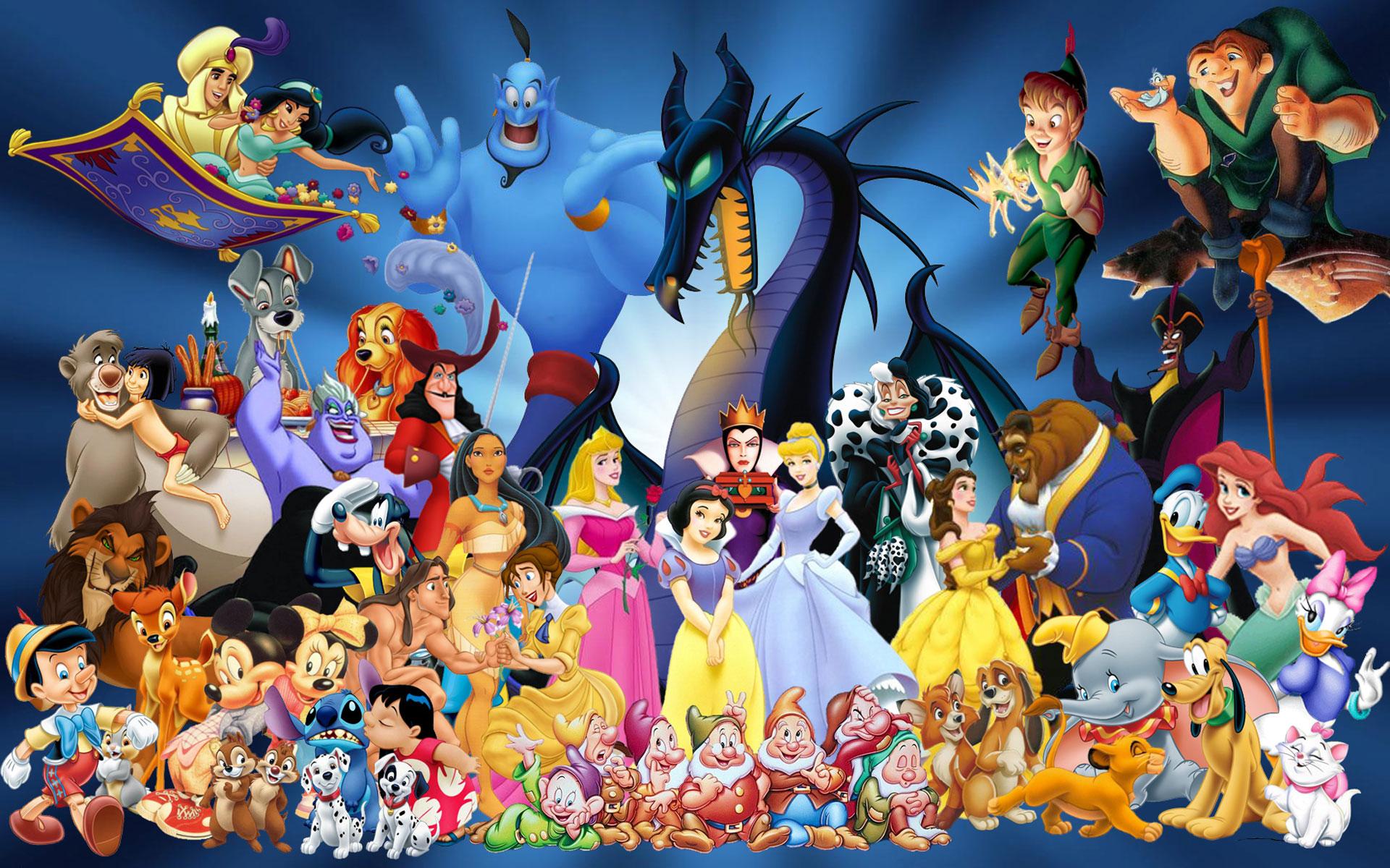 Teoria Disney: Os filmes se passam em um mesmo universo?
