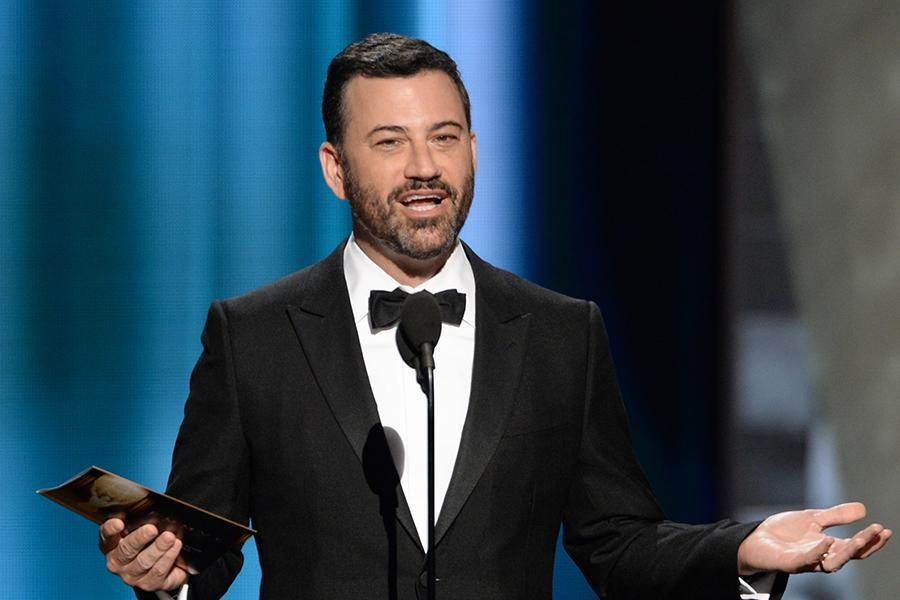 Jimmy Kimmel será o apresentador do Emmy 2016