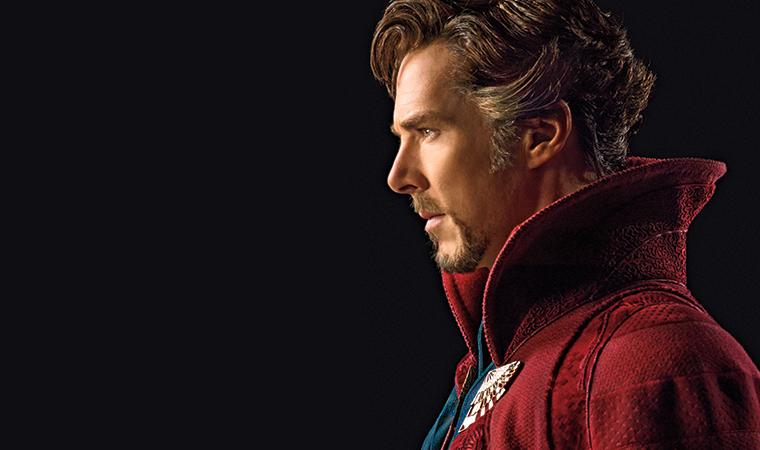 DOUTOR ESTRANHO: Marvel divulga primeiro pôster do filme