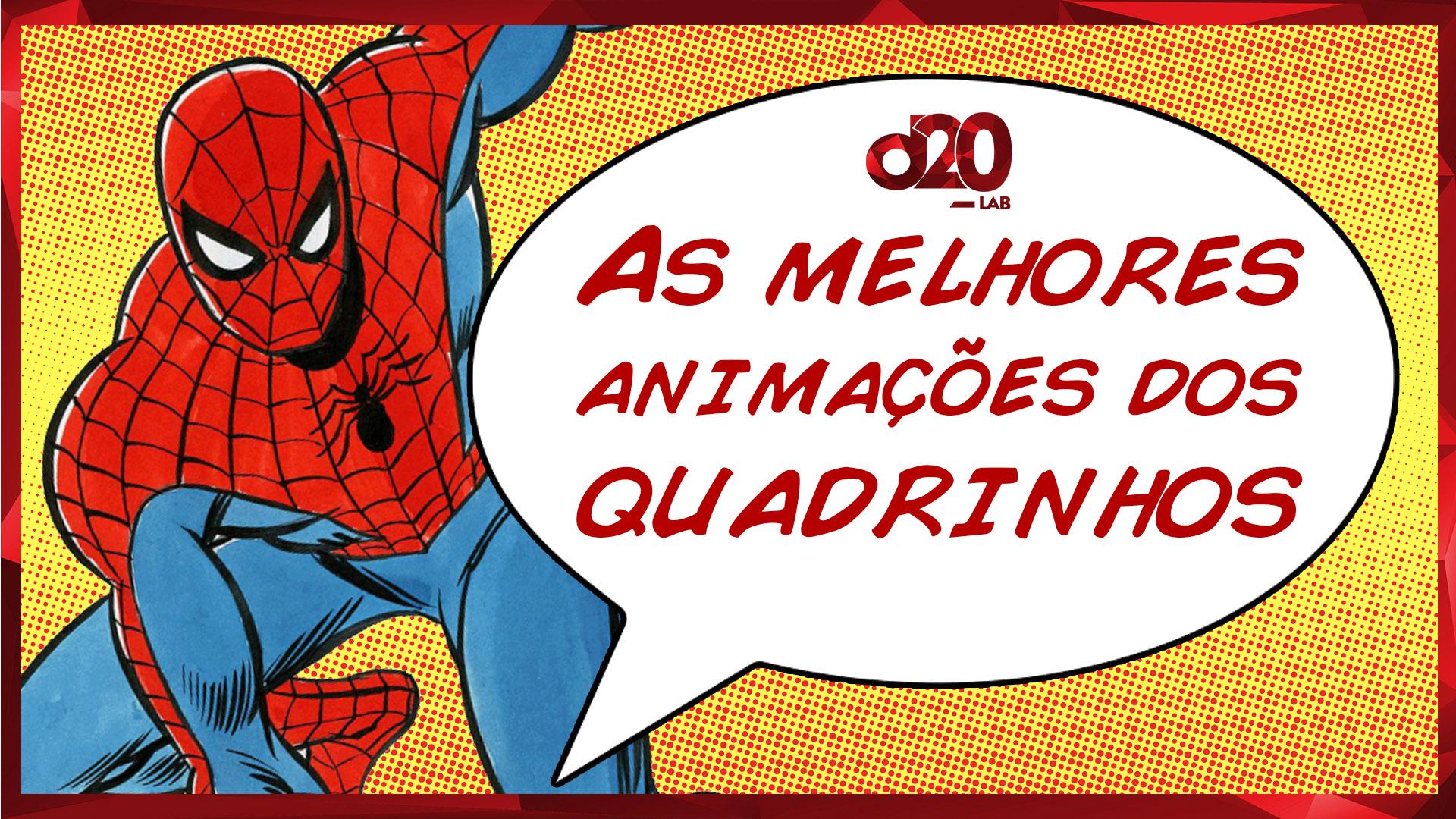 Clássicas Animações dos Quadrinhos | D20 Lab 02
