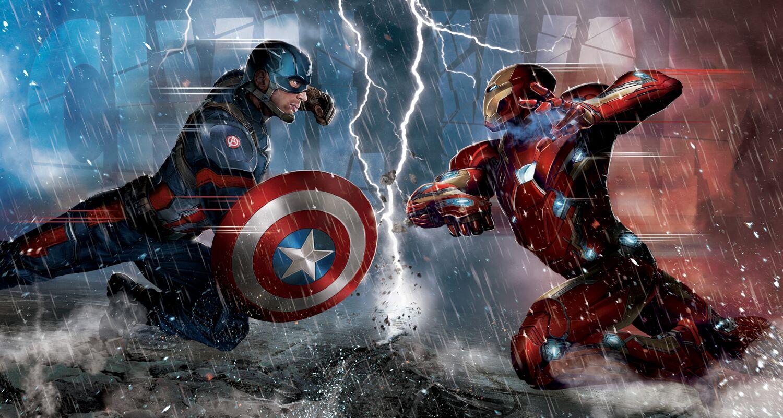 Capitão América: Guerra Civil: Marvel acerta novamente e faz um excelente filme