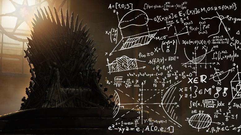 Matemáticos revelam o verdadeiro protagonista de Game of Thrones