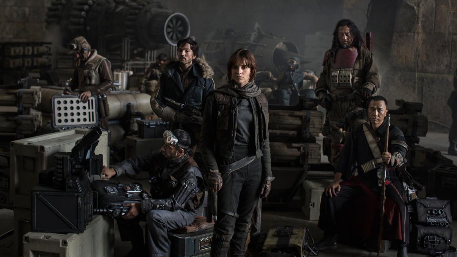 Veja o primeiro trailer de Rogue One – Uma História Star Wars