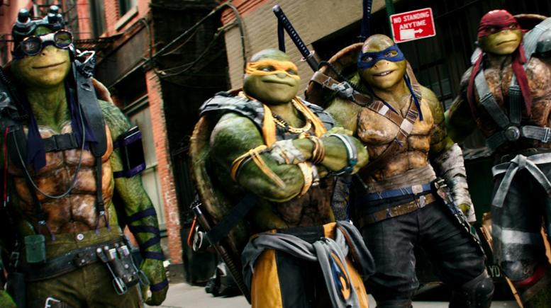 Sequência de As Tartarugas Ninja ganha novo trailer
