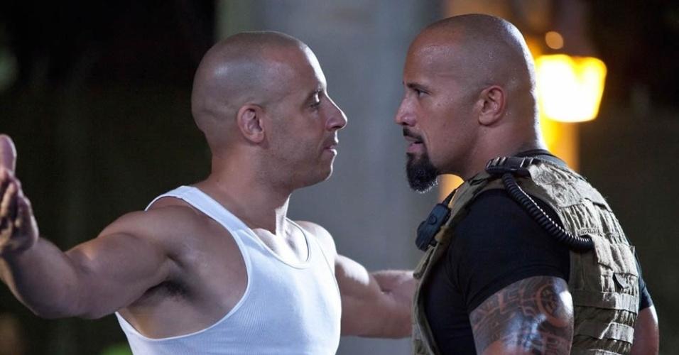 Vin Diesel divulga o primeiro pôster de Velozes e Furiosos 8