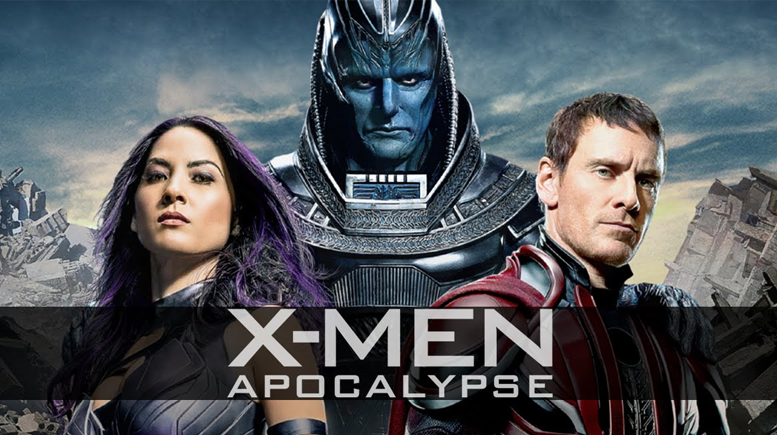 Confira novos pôsteres de X-Men: Apocalipse