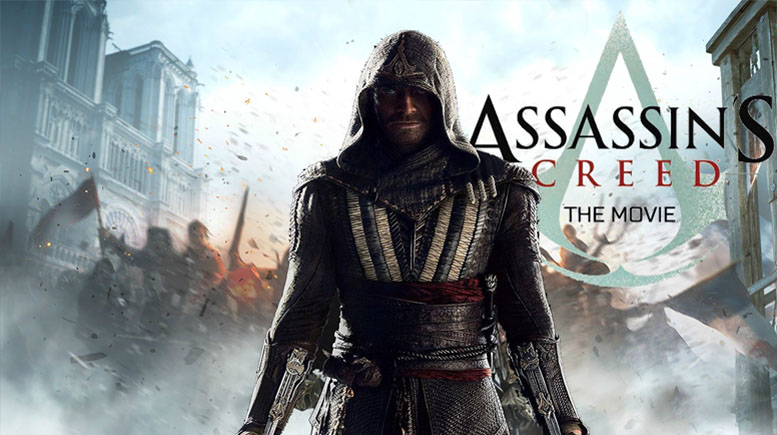 ASSASSIN'S CREED: Assista ao trailer do filme
