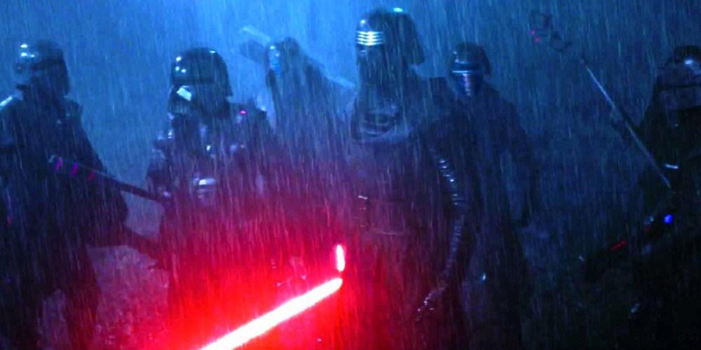 STAR WARS EPISÓDIO VIII: Site revela detalhes sobre possível batalha entre Luke, Rey e Kylo Ren