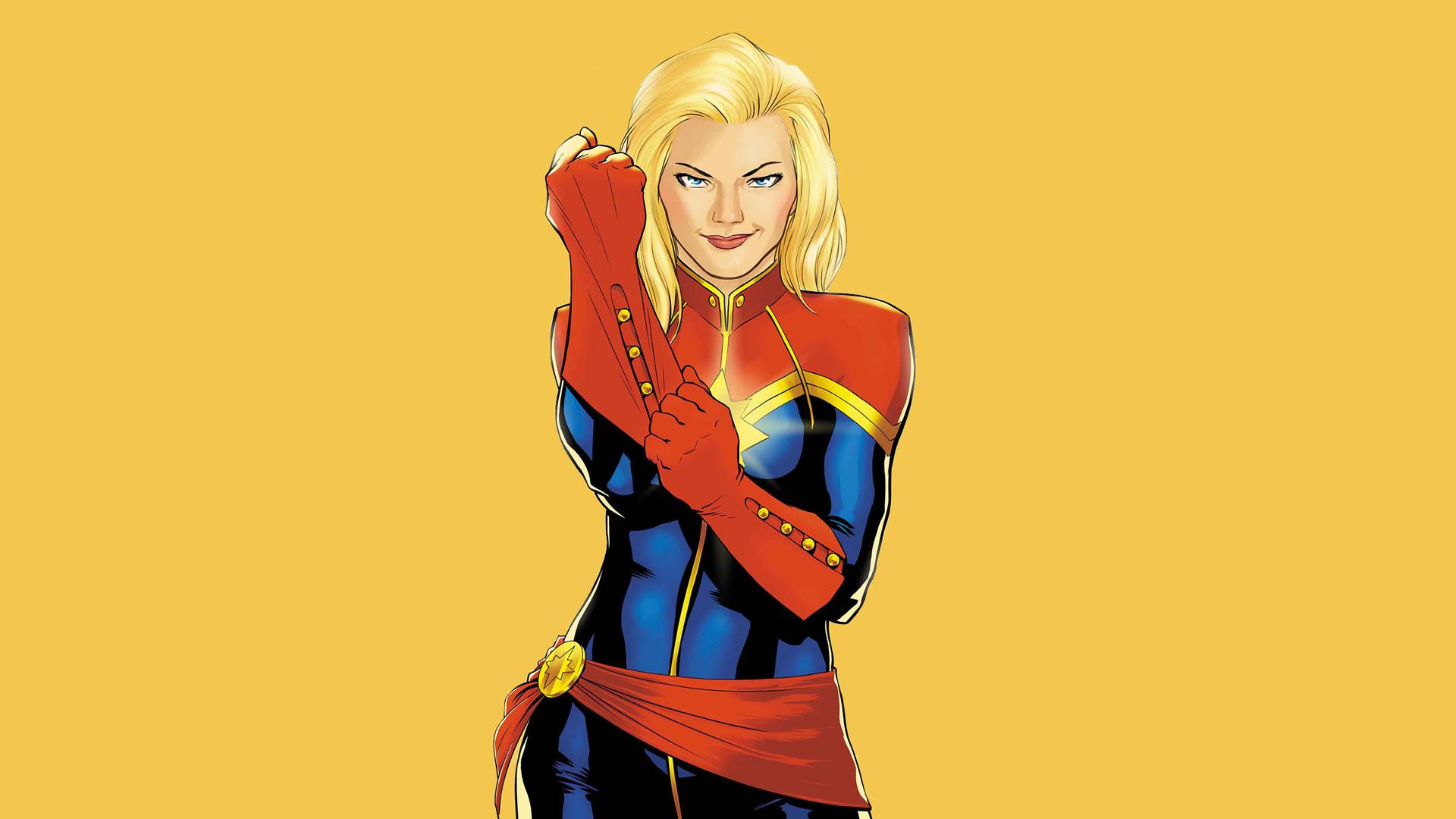 Diretores confirmam (sem querer) Capitã Marvel em Vingadores