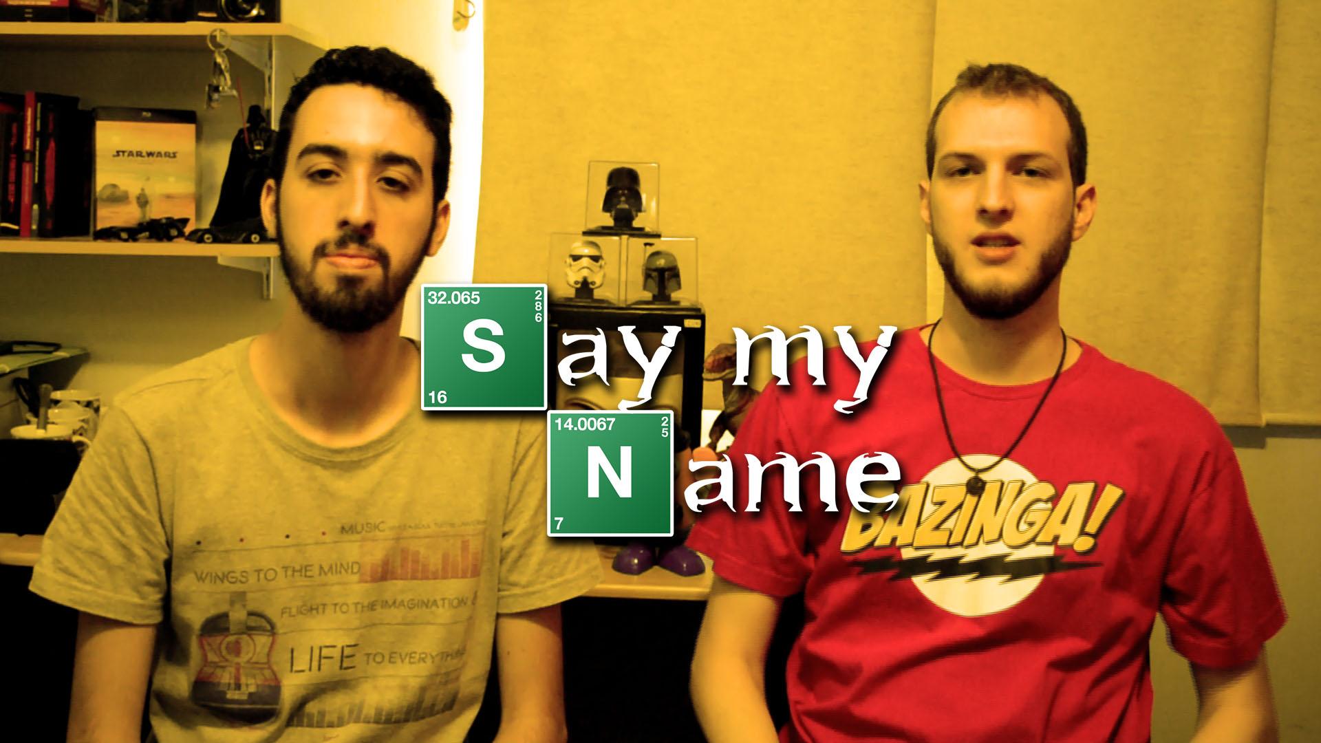 Jogo da Adivinha [Say My Name] | D20 Pocket 02