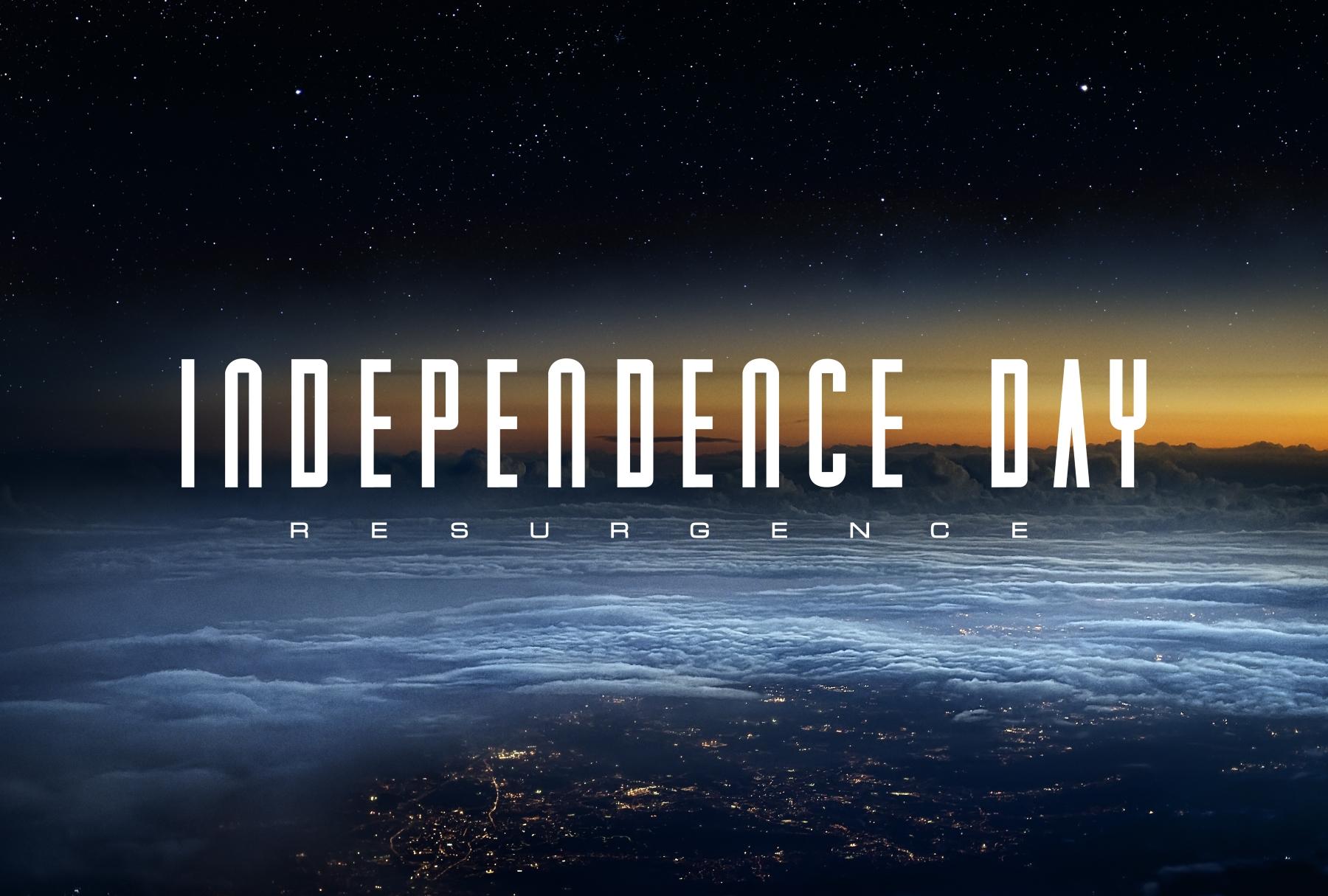 Divulgado novo pôster de Independence Day: O Ressurgimento