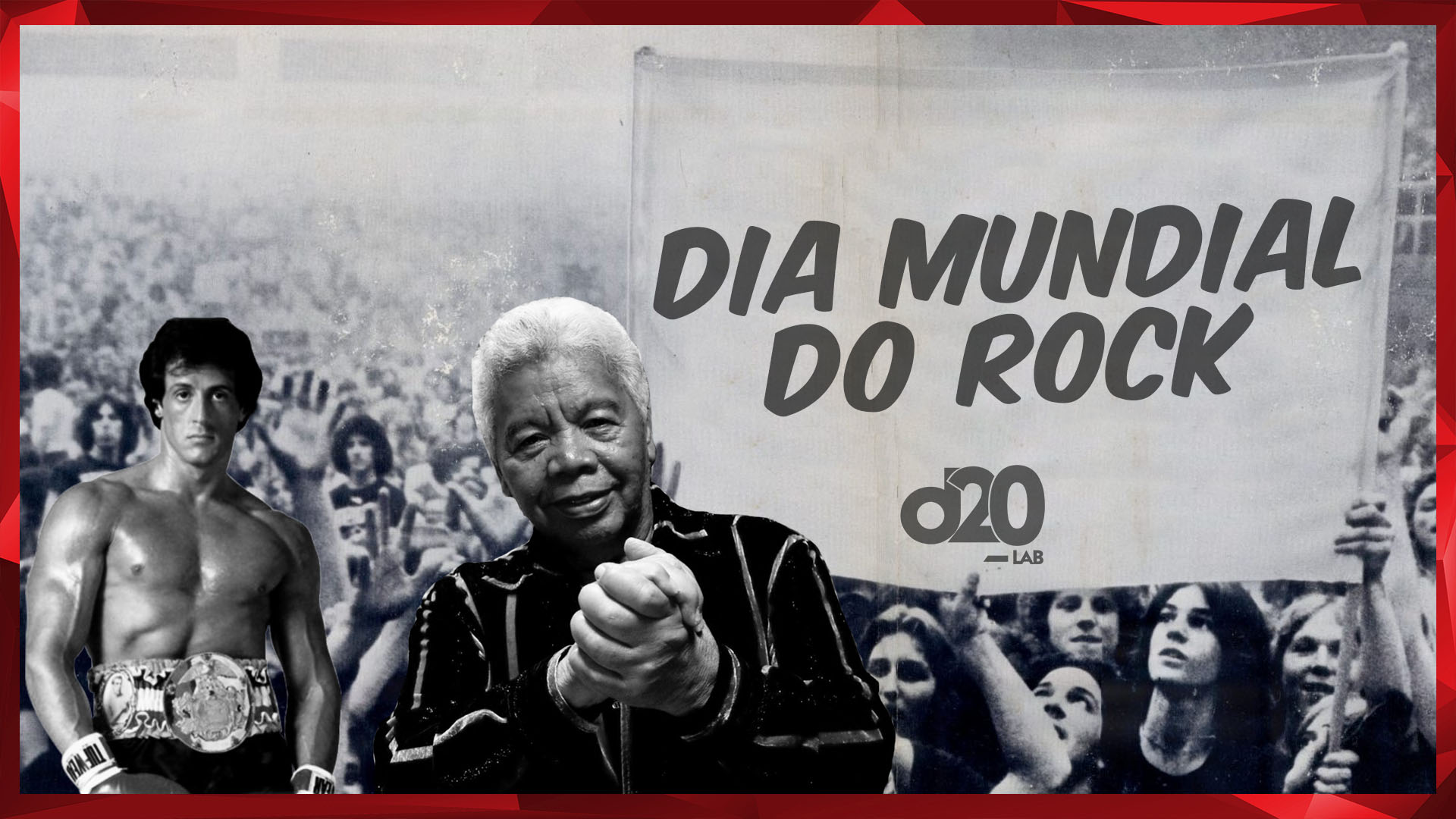Dia Mundial do Rock | D20 Lab 13