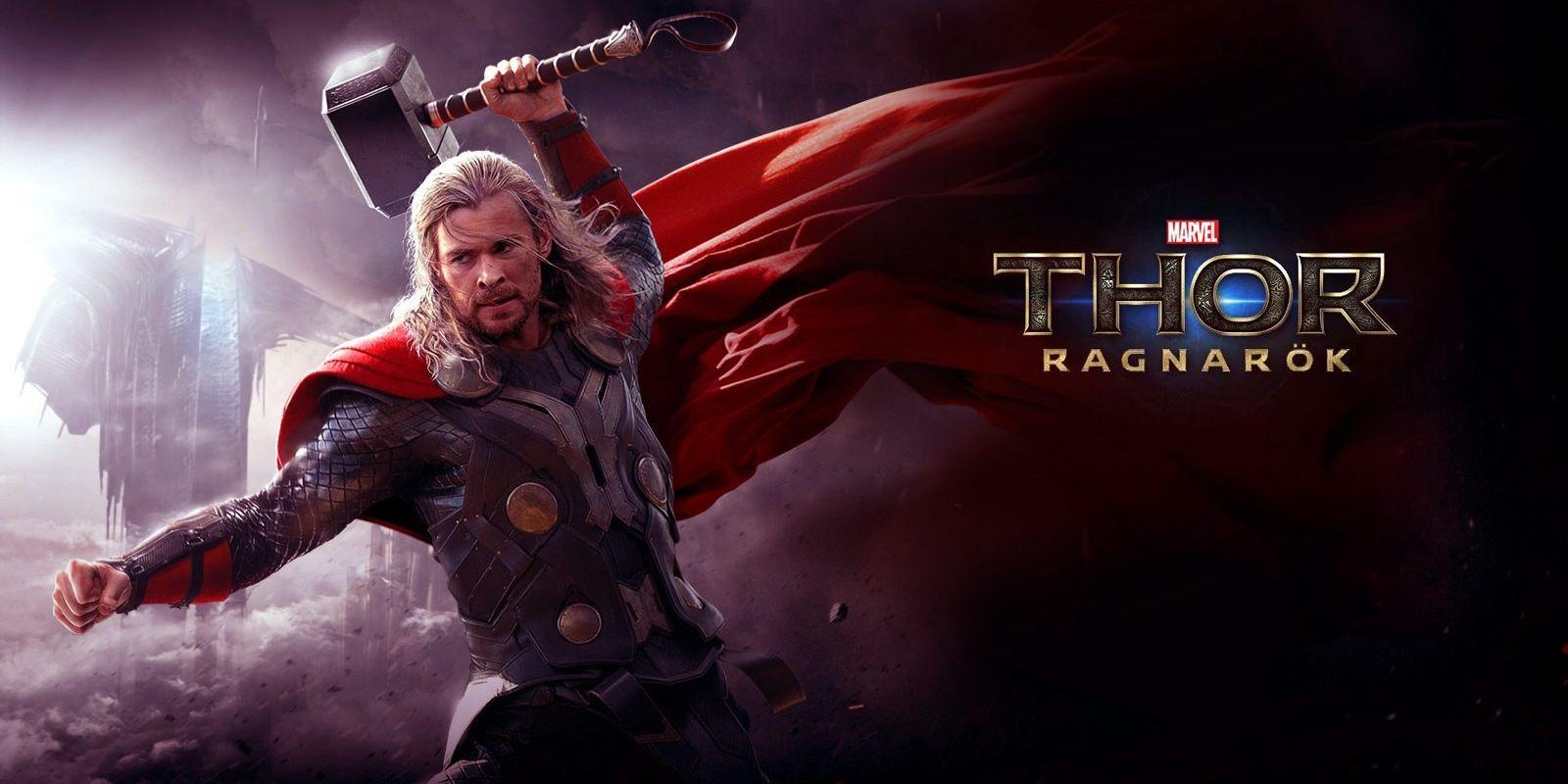 Começam as filmagens de Thor: Ragnarok