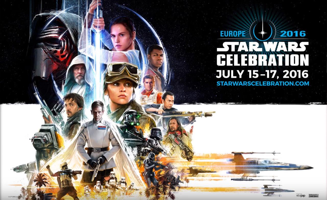 Confira um resumo com as principais revelações do Star Wars Celebration