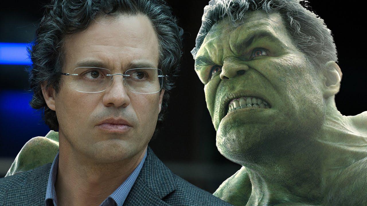 Mark Ruffalo aparece com as mãos de Hulk no set de Thor: Ragnarok
