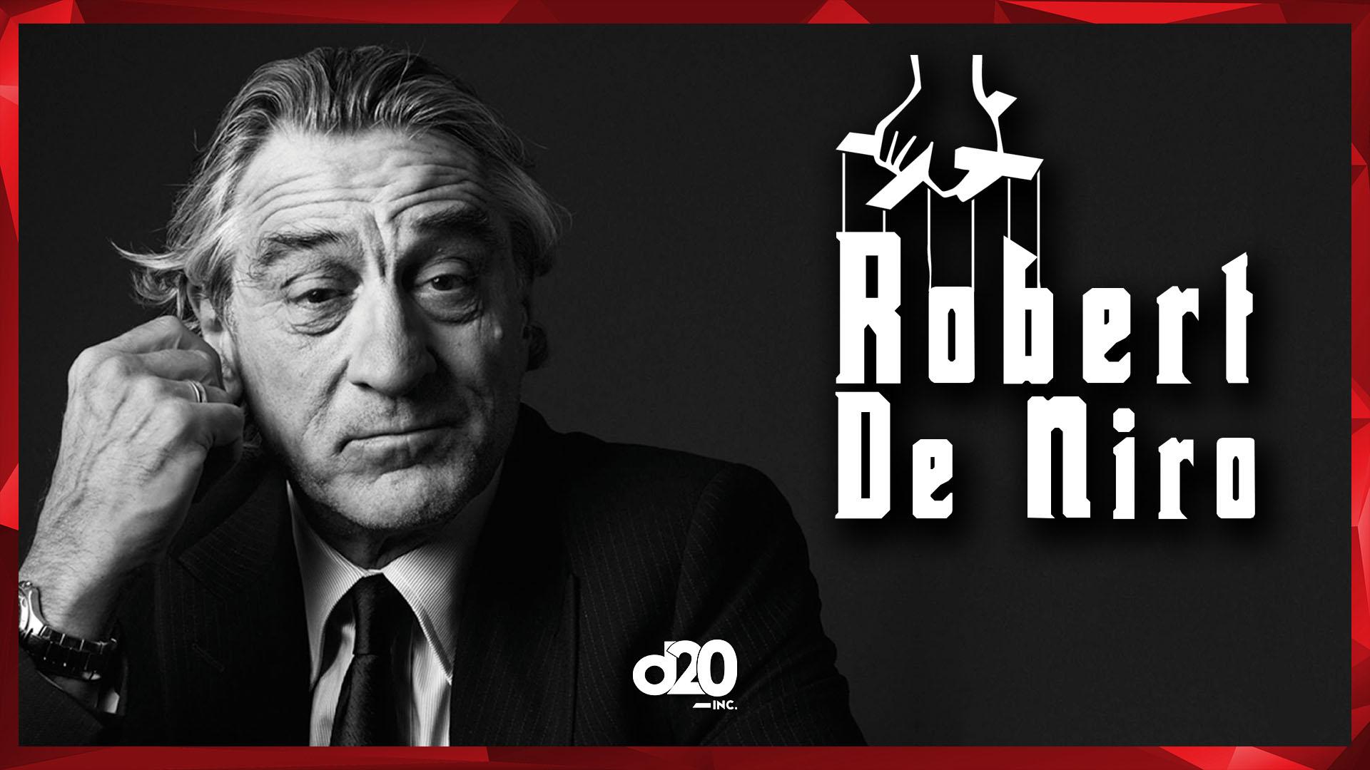 A Carreira de Robert De Niro | D20 Lab 18