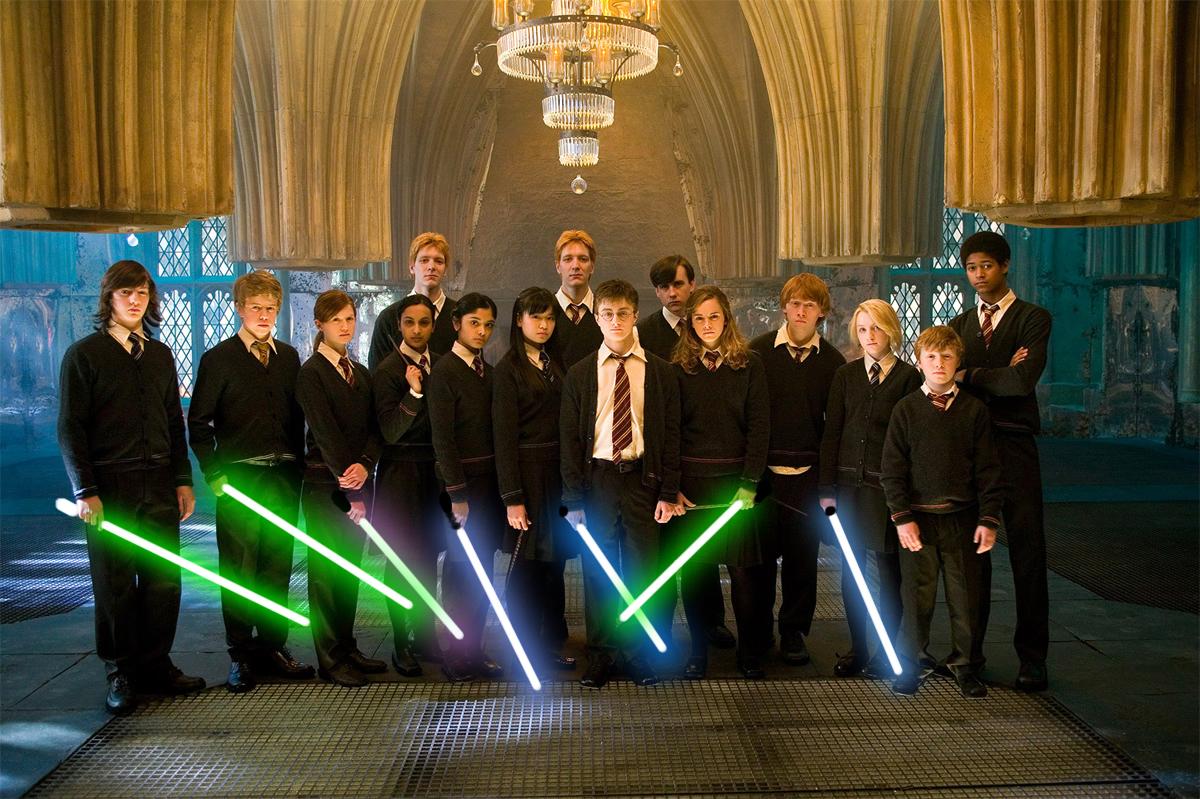 As semelhanças entre Star Wars e Harry Potter