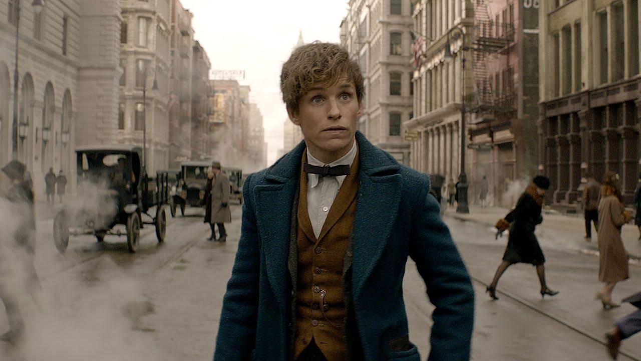 Animais Fantásticos e Onde Habitam recupera muito bem o clima de Harry Potter nos cinemas
