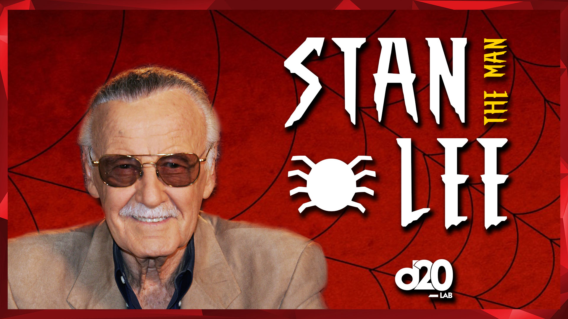 O Espetacular Stan Lee | D20 Lab 36