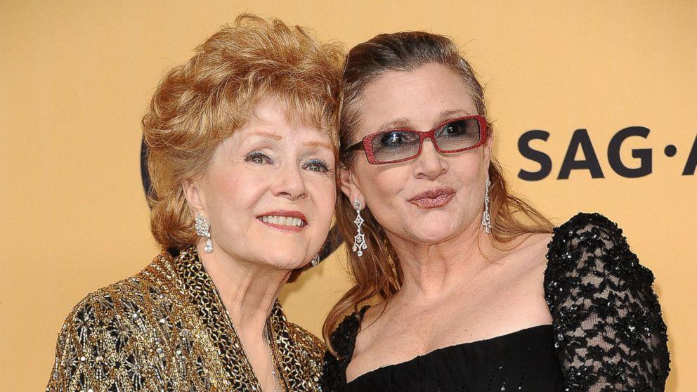 Debbie Reynolds, mãe de Carrie Fisher, morre um dia depois da filha