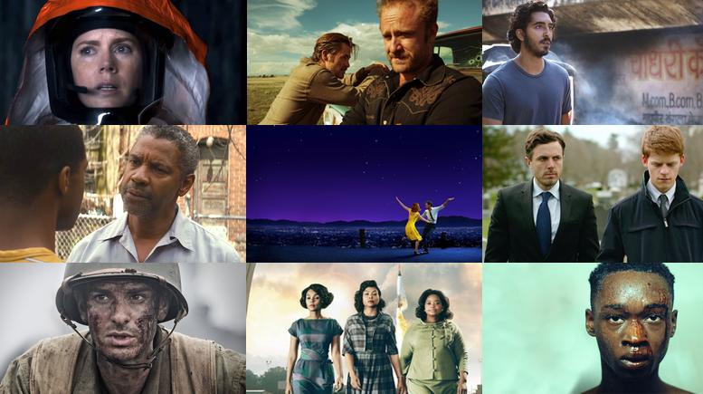 OSCAR 2017: Veja um Raio-X com os prós e contras dos indicados a Melhor Filme
