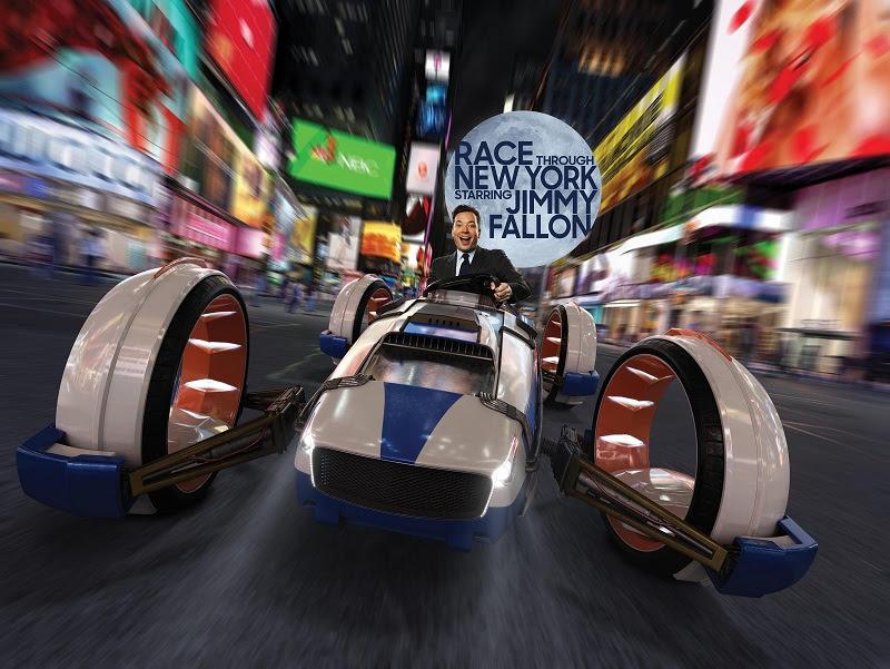 Jimmy Fallon terá atração exclusiva no parque da Universal Orlando