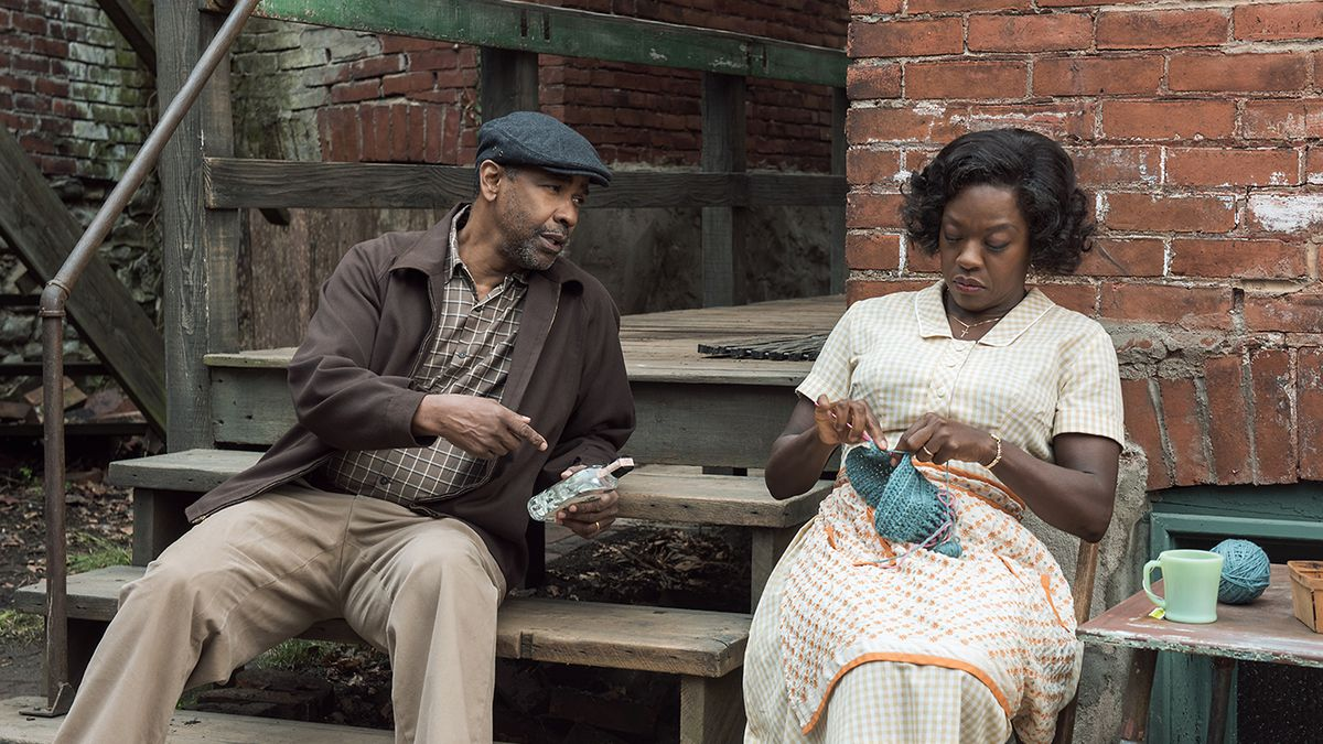 Um Limite Entre Nós (Fences) traz o teatro para o cinema com ótimos diálogos e grandes atuações