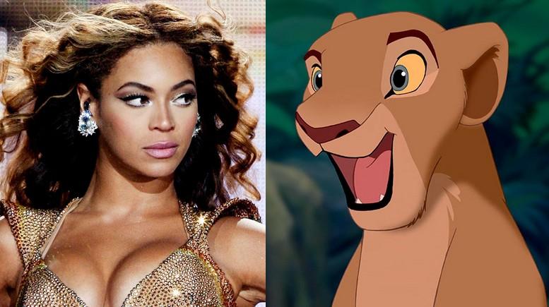 Beyonce pode interpretar Nala em versão live-action de O Rei Leão