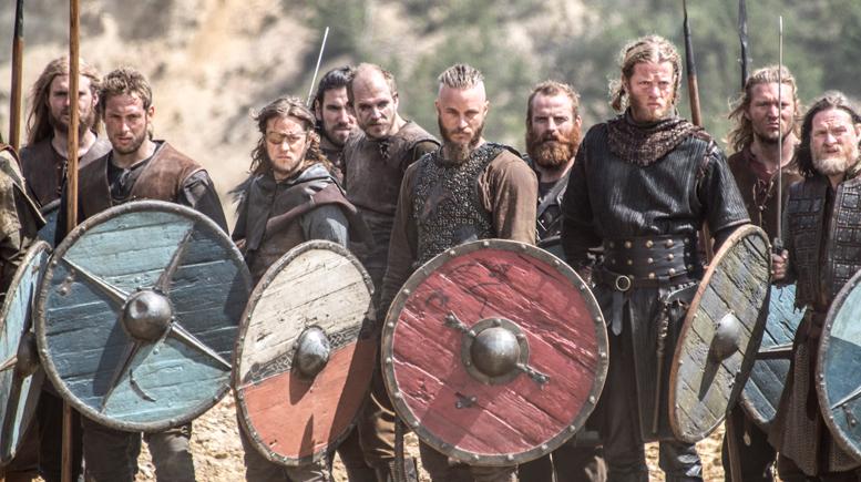 escudo batalha viking