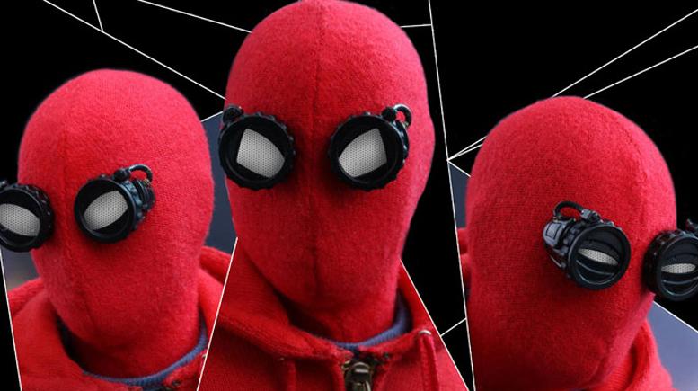 Confira os action-figures oficiais de Homem-Aranha: De Volta ao Lar