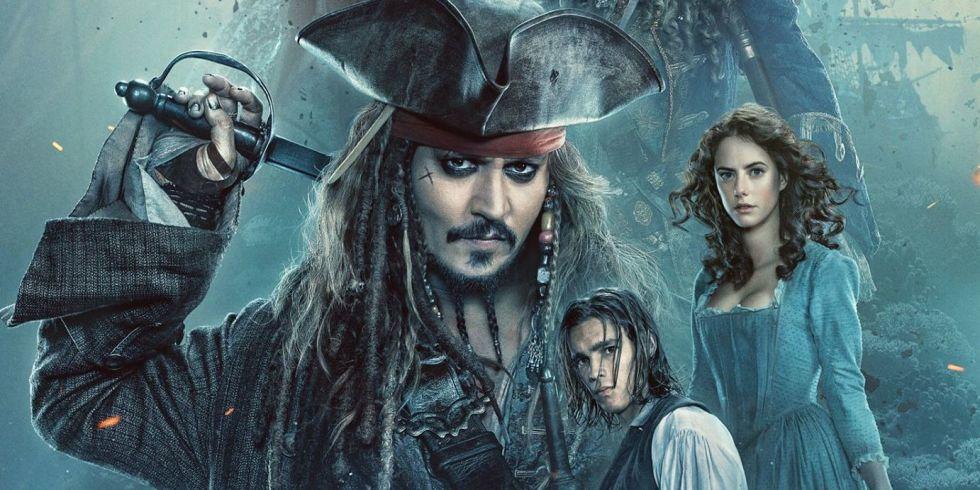 Com um Jack Sparrow mais bobo do que nunca, novo Piratas do Caribe decepciona