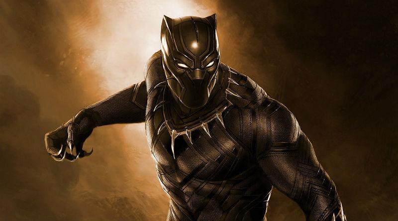 Marvel divulga pôster de Pantera Negra. Trailer sai hoje à noite