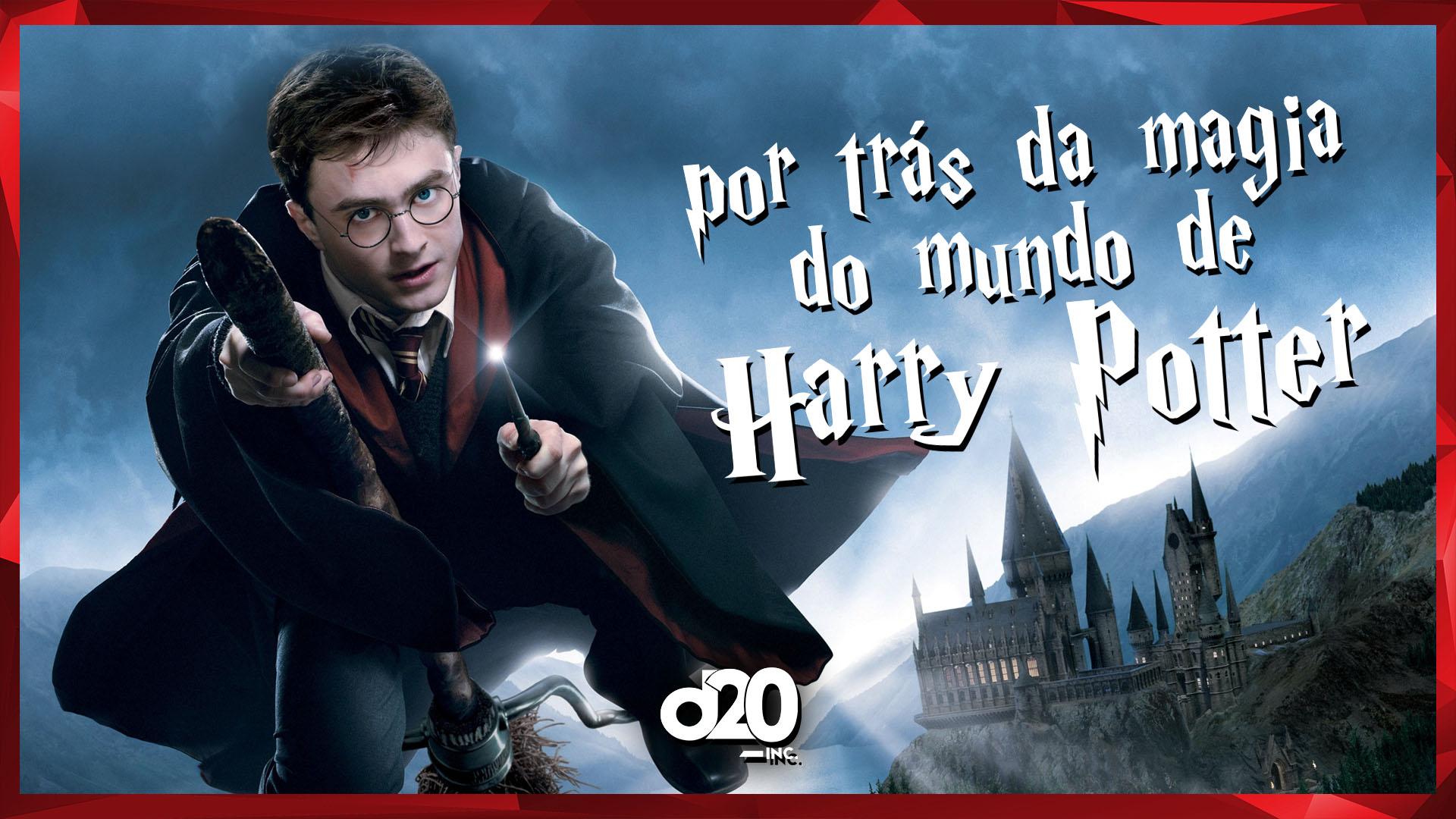 A Fantástica Franquia Harry Potter | D20 Lab 57