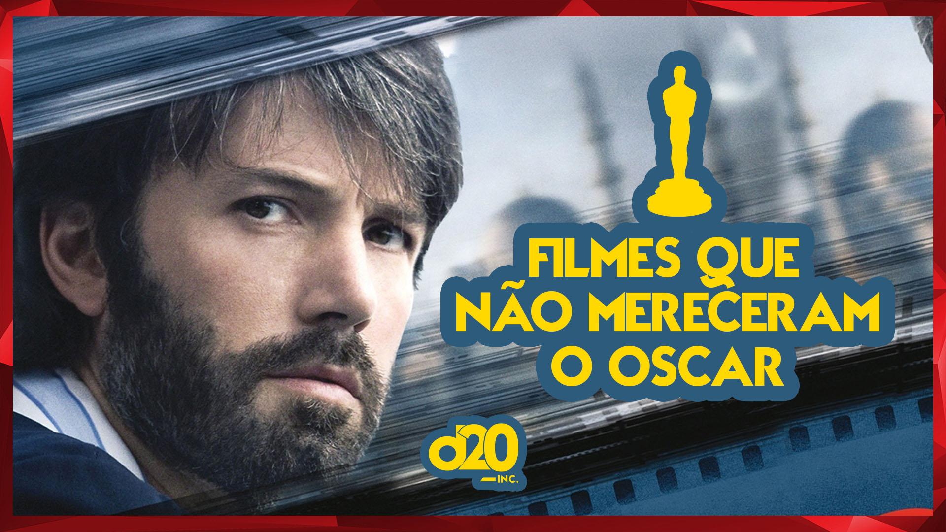 Filmes que Não Mereceram o Oscar | D20 Lab 60