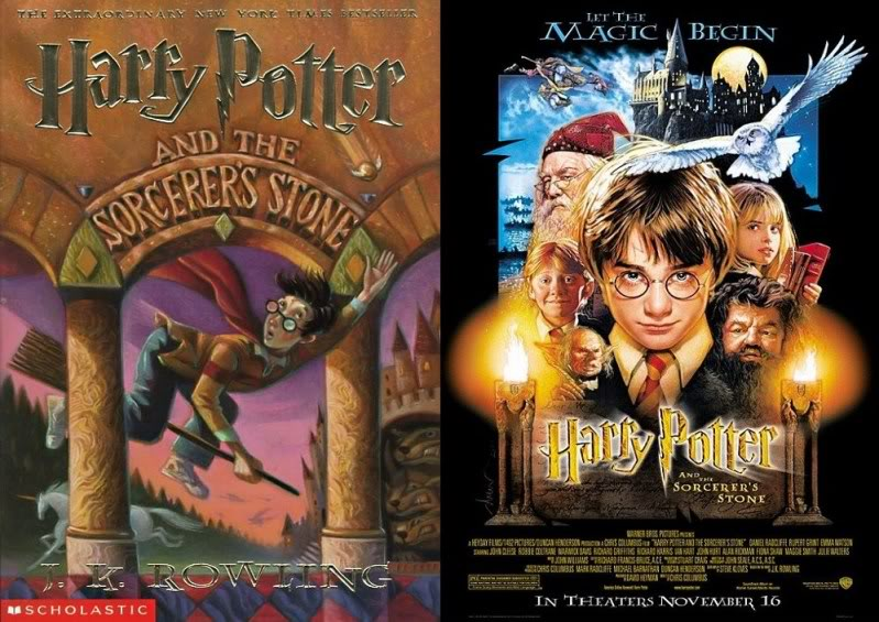 Harry Potter Book Rankings : Harry potter ranking com os melhores livros e filmes da