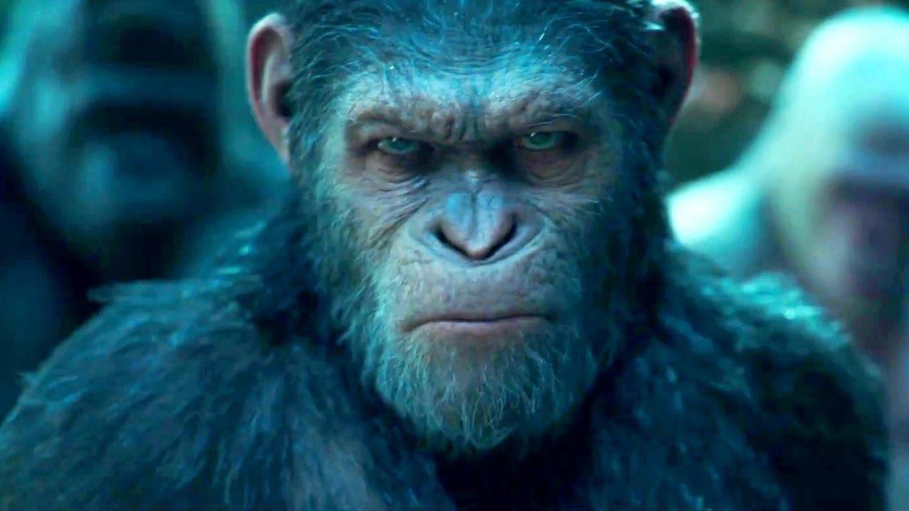 Confira o novo teaser de Planeta dos Macacos: A Guerra