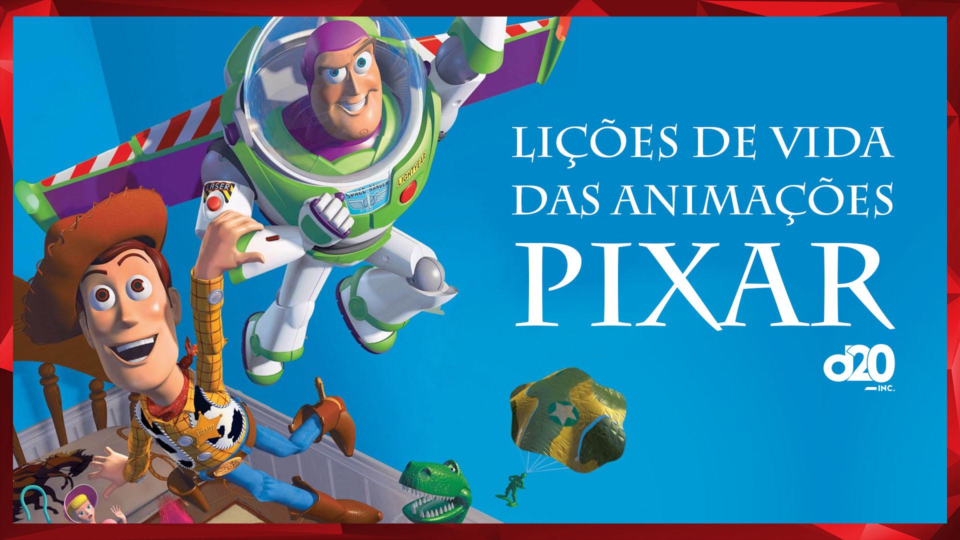 Pixar e Suas Lições de Vida | D20 Lab 63