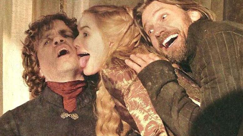 Confira Fotos dos Bastidores de Game of Thrones