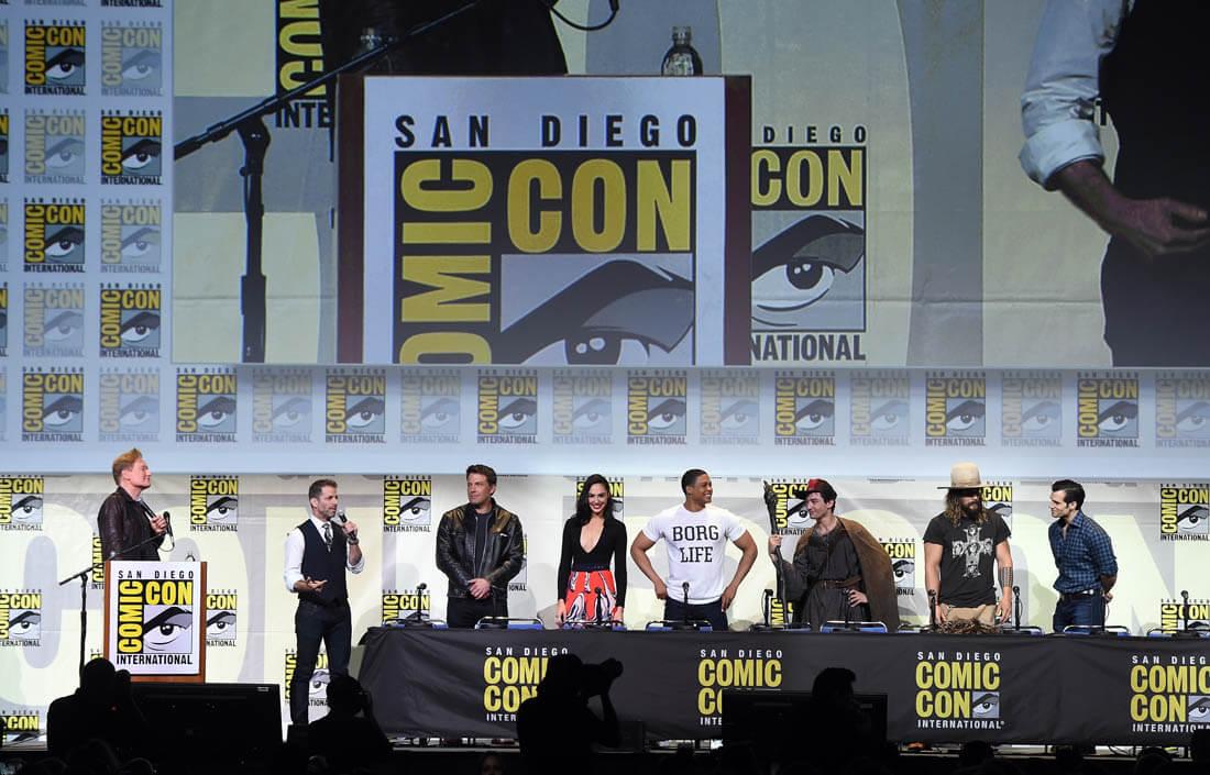 Liga da Justiça, Thor: Ragnarok, Westworld e Stranger Things. Confira os melhores trailers lançados na SDCC