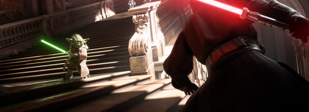 Você precisar assistir o gameplay de Star Wars: Battlefront II