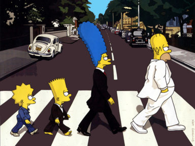 Beatles na Cultura Pop: Veja 10 paródias da capa de Abbey Road