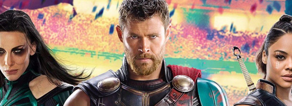 Confira os dez novos pôsteres de Thor: Ragnarok