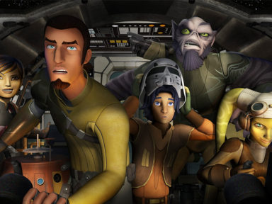 Nova temporada de Star Wars Rebels ganha trailer e data de estreia
