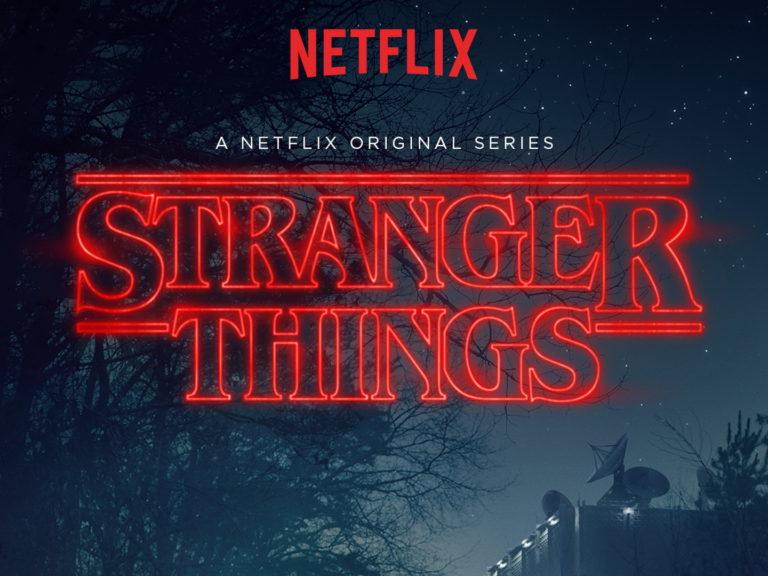 STRANGER THINGS: Veja o pôster final da segunda temporada