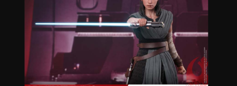 Star Wars: Os Últimos Jedi – Veja action figure incrível de Rey