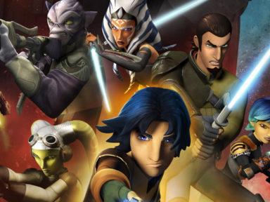 Star Wars Rebels: Veja imagens da nova temporada e um vídeo relembrando as anteriores