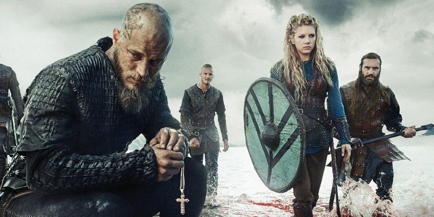 Curiosidades sobre a série Vikings | D20 Pocket 12